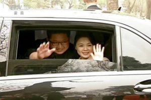 李雪主陪金正恩亮相北京  一箩筐隐私被揭