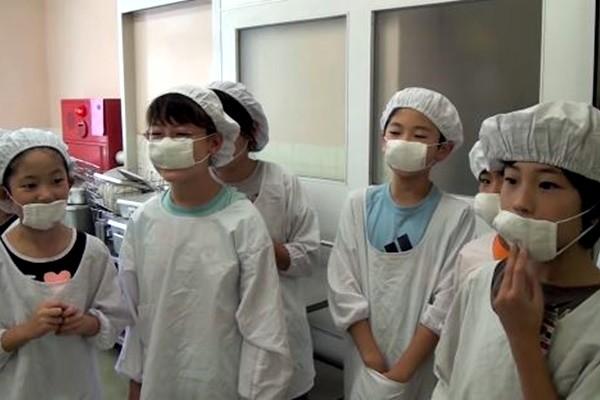 《日本的學校午餐》爆紅網絡 看後才知道什麼是輸在起跑線上(視頻)