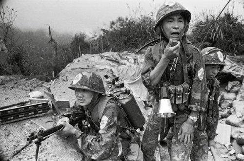 中共不為人知越戰醜聞:黨支部研究後全體投降