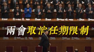 """两会修宪:习大大版的""""戊戌变法""""目的为何?"""