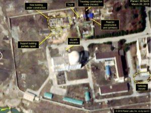 美最新衞星影像曝光  朝鮮疑似正為核試做準備