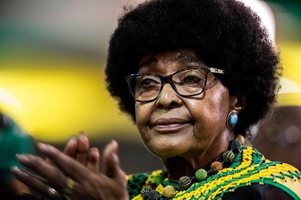反種族隔離政治家曼德拉的前妻溫妮病逝 享年81