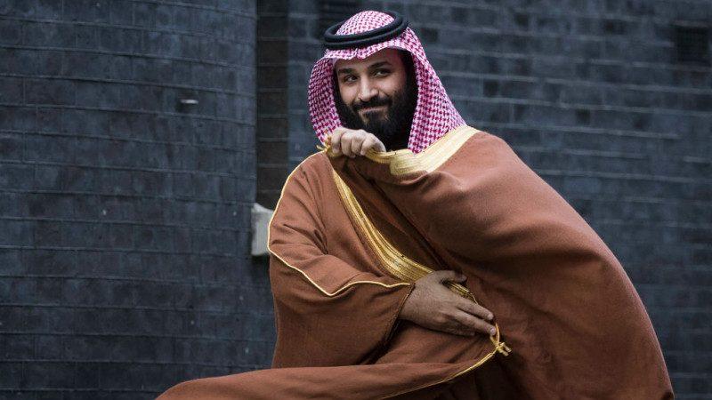 立場轉變 沙特王儲:以色列人有權擁有自己土地