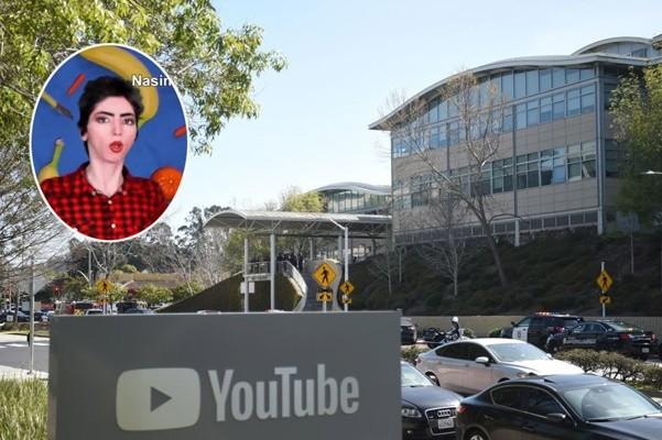 YouTube枪击案 女枪手抱怨30多万浏览仅得0.1美元