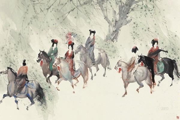 清明节在唐代已是法定假日 古人休4天郊游踏青