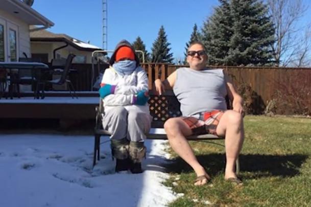 """24张照片告诉你 加拿大人的""""非一般生活""""(视频)"""