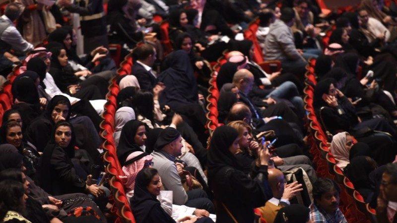 沙特關閉35年電影院重見天日 首部放映超級英雄《黑豹》