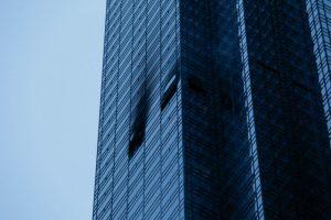 川普大廈火災1死6傷 死者公寓竟是「金窩」