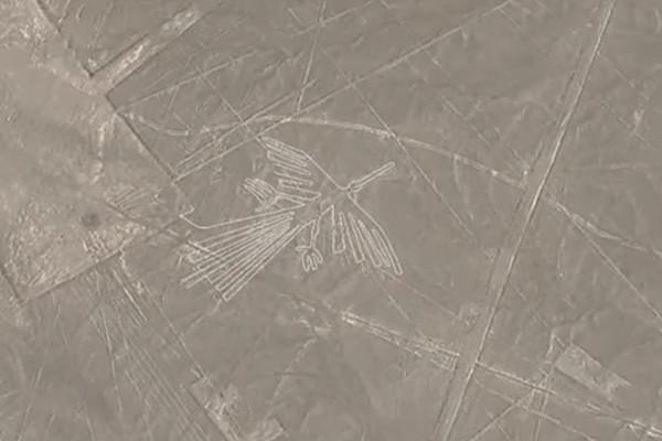与外星人有关?科学家大胆推测秘鲁巨画(视频)