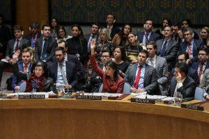 联合国讨论叙利亚化武攻击 黑莉:美国将作出回应