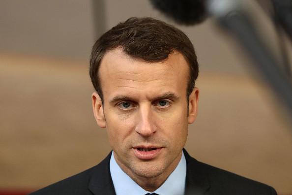法總統:若法國對敘政府動武 將鎖定其化武能力
