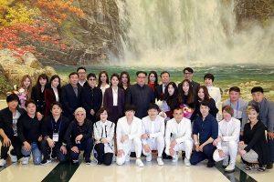 金正恩看韓團表演激動不已 6少年聽韓國歌竟判刑