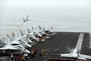 对叙动武?美军准备就绪 英国潜舰已经开拔