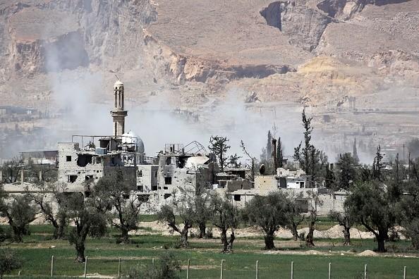 馬克龍:已掌握敘國使用化武證據 正進行攻擊評估