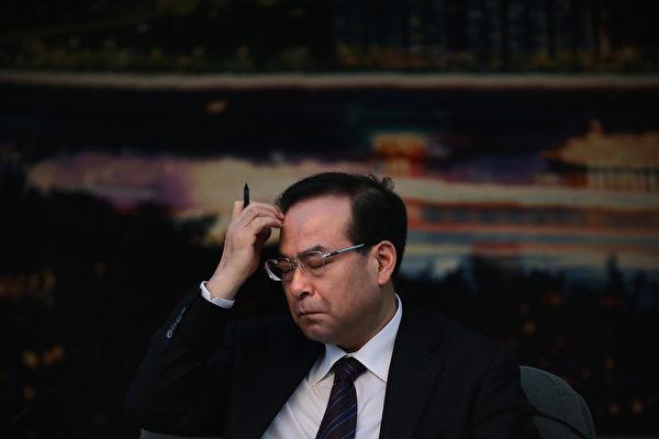 孫政才案現異常  當局公布的重大罪狀消失
