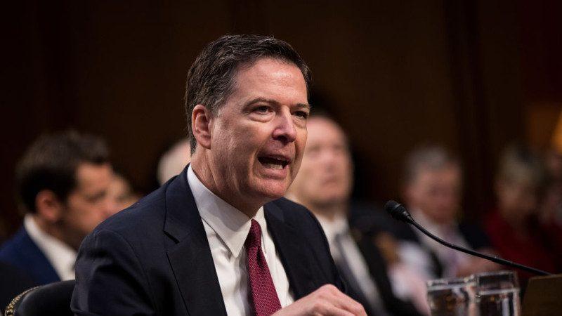 前FBI局长回忆录将出版 川普:说谎的混球