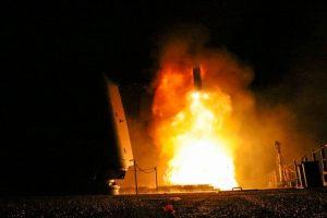 駁敘利亞「攔截」導彈說 美國防部:成功擊中每個目標
