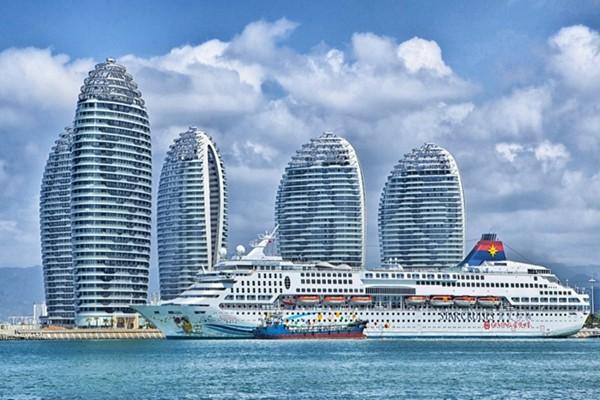 习近平部署海南四定位 超香港被指为时尚早