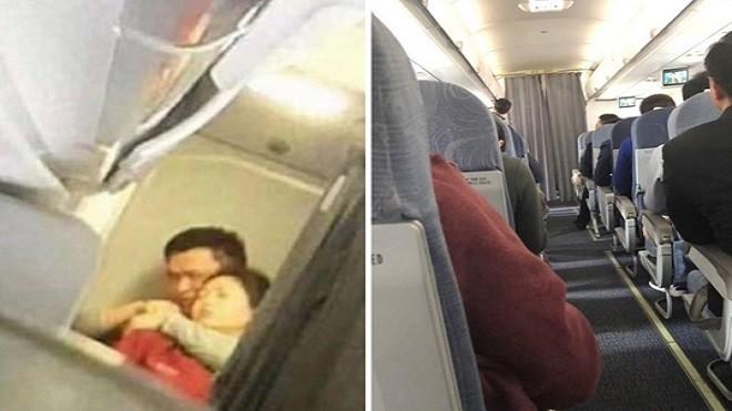 国航疑遭劫机 乘客挟持空姐 班机改降郑州