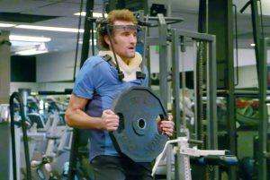 斷脖鐵人排除萬難 波士頓馬拉松超前完成