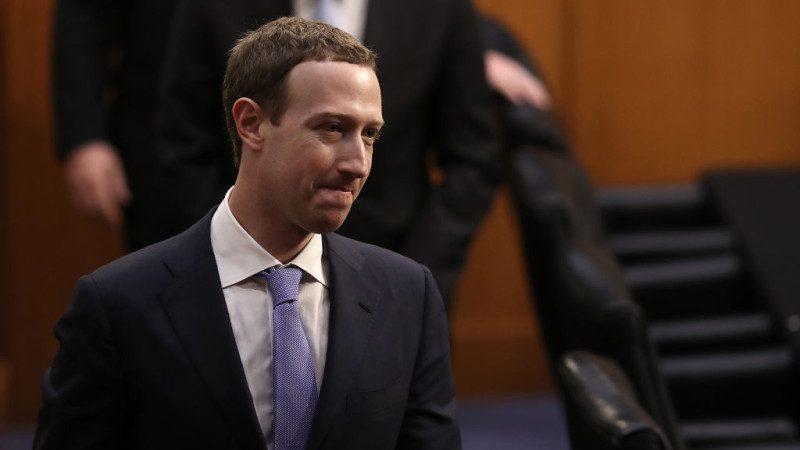 擅用臉部識別功能 臉書或面臨數十億罰款