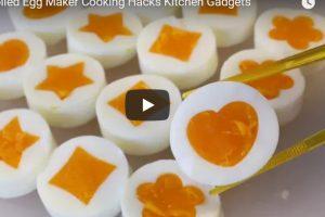有趣的心形鸡蛋 原来是这样做出来的(视频)