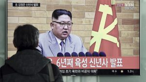 金正恩宣布停止核导试验 川普高压政策大获进展