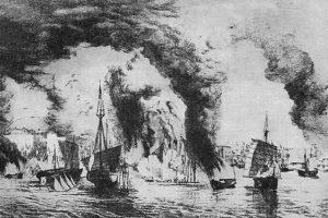 太平天國拒絕平分中國 炮擊外國侵華戰艦