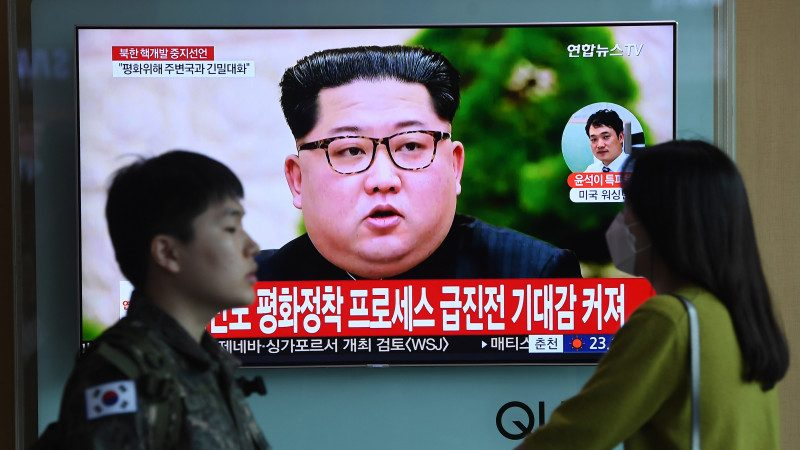 金正恩弃核谎言被揭 专家曝朝鲜神秘设施