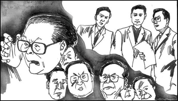 楊寧:「四二五」政治構陷 江派黑手待拿下