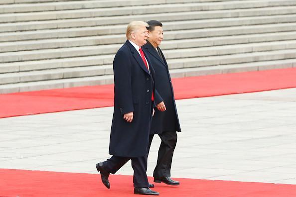 学者:川普助习改革 贸易战不利中共利中国