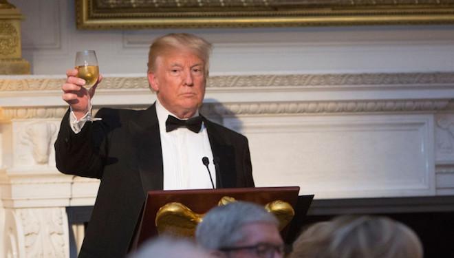 川普祝贺美众院添共和党议员 主流媒体选择性沉默