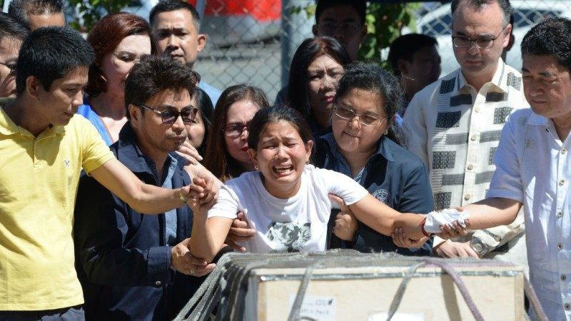 营救菲劳外交现裂痕 科威特驱逐菲律宾大使