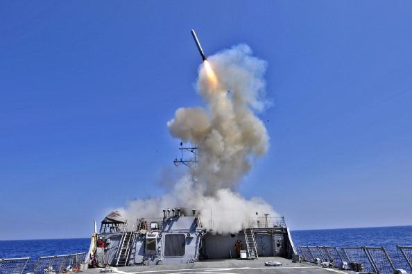 俄宣稱繳獲美戰斧巡航導彈 美軍回嗆「拿出證據」!