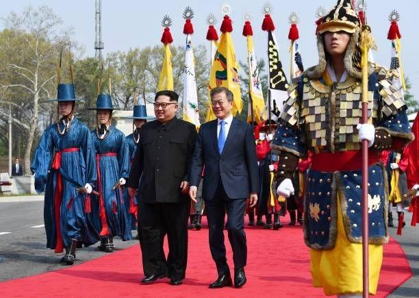 """韩朝峰会联合宣言 金正恩答应""""完全弃核"""""""