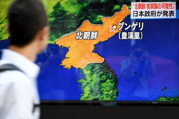 回應質疑?金正恩宣布5月公開拆除核試驗場
