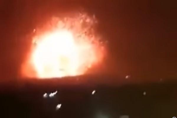 夜袭叙军事基地 26名伊朗人身亡