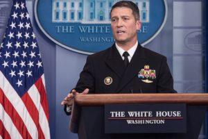 白宫驳总统医生辞职 川普宣特勤调查结果