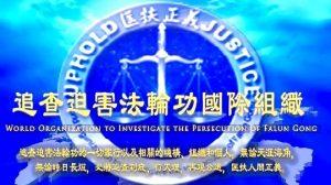 追查國際對迫害王全璋律師等責任人追查公告