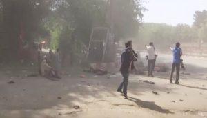阿富汗不平静一日数起攻击  法新社BBC记者遇难