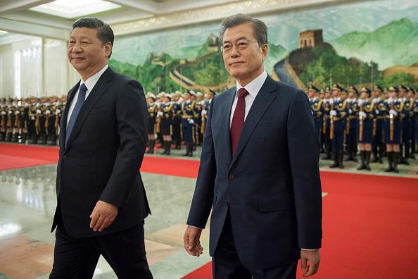 文在寅通话多国通报峰会 独缺北京耐人寻味