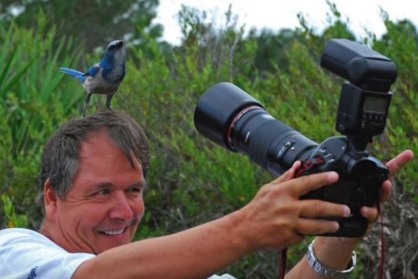 攝影師的工作不只是輕鬆按下快門 原來背後有不為人知的付出(視頻)