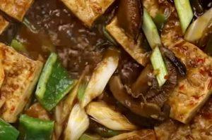 8種最下飯豆腐料理 一定要學會(視頻)