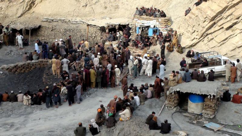 礦坑崩塌 巴基斯坦16死9傷 波蘭4礦工失蹤
