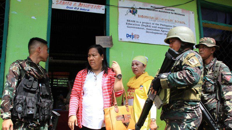 地方選舉火併 菲律賓12官員2候選人遭殺害