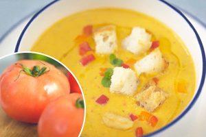立夏養生重養心 吃紅色食物 5步做番茄冷湯