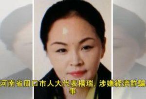 河南女富商涉詐騙被抓捕 不雅視頻恐炸亂當地官場