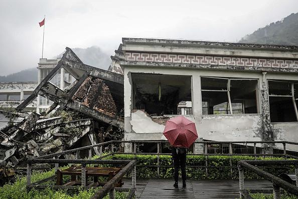 """中共定汶川地震日为""""感恩日"""" 网友怒斥无耻"""
