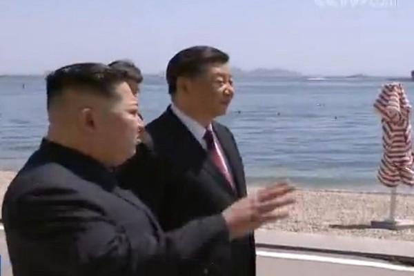 """为金正恩""""阶段性""""背书 北京欲保川金会中方利益"""
