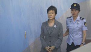 韩国前总统朴槿惠被送往医院